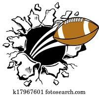 football, reifenpanne