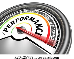 performance conceptual meter