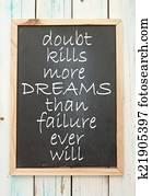 Success motivation concept