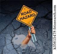 Road Hazard Concept