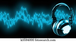 Listen To Music (+clipping path, XXL)