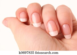 French manicure 02