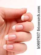 French manicure 04