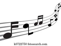 Music Notes (XXL)