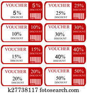 Discount promotion coupon