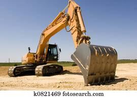 92  Gambar Keren Excavator Terlihat Cantik