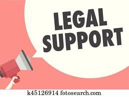 Loudspeaker Legal Support