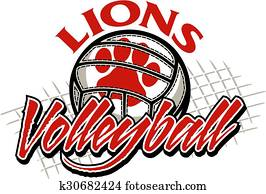 lions volleyball
