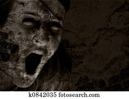 Scream of horror