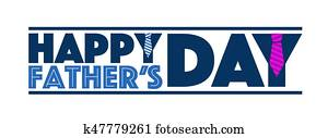 happy fathers day mustache sign