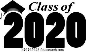klasse, von, 2020, spruchbaender