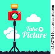 photographie, design