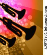 Trumpet Trio
