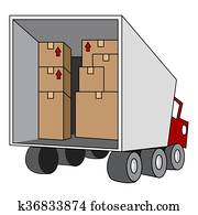 moving relocation truck