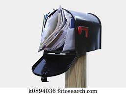 Full Mail Box