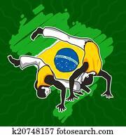 Brazilian Martial Art Capoeira