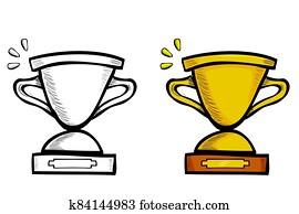 Trophy - Sketch 02 01AB