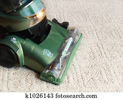 vacuum carpet cleaning