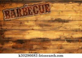 barbecue menu