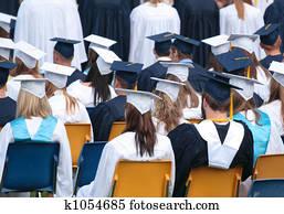 Graduation Audience 3