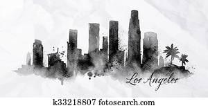 Silhouette ink Los Angeles