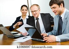 Corporate work