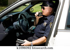 Police - Radioing In