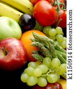 Fruit and vegetables