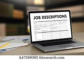 JOB DESCRIPTIONS Human resources, employment, team management