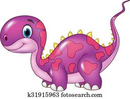 Groot Paarse Dino Stock Foto S 94 Groot Paarse Dino Images Fotosearch