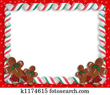 Gingerbread Cookies Il...