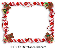 Christmas Treat Border