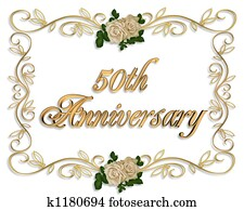 Roses 50th Anniversary