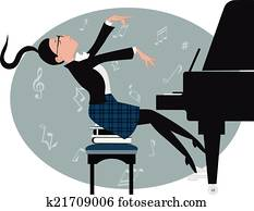 jung, pianist