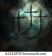 3 Cross