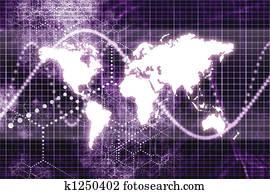 Purple Worldwide Business Communications
