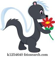 Skunk Flower