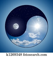 Yin & Yang - Day & Night