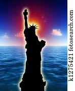 Statue Of Liberty In The Day 24