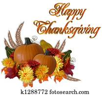 Thanksgiving Autumn Fall Background