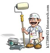 heimwerker, -, lackierer