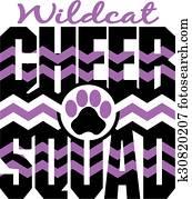 wildcat cheer squad
