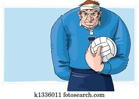 Gaelic football player