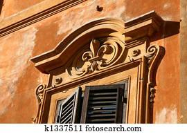 House architecture details