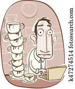 toot, viel, coffee.