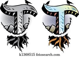 Dessins Tatouage Style Lettre S Esprit K1368514 Recherche De