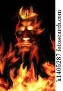 fire evil