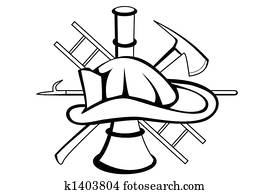 Firefighter symbol