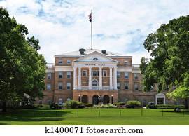 University of Wisconsin, Bascom Hall