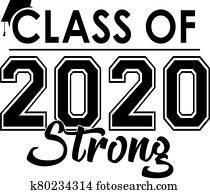 2020 Strong Banner